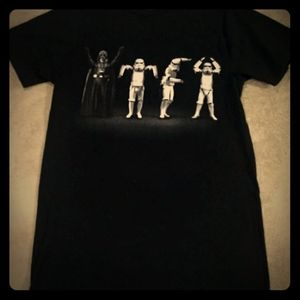 Star Wars Mens Shirt S